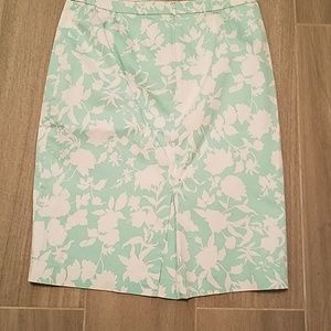 JG Hook Skirts - JG Hook Floral Pencil Skirt